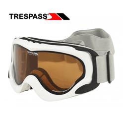 Ochelari de ski Trespass Asir White model unisex la pret mic