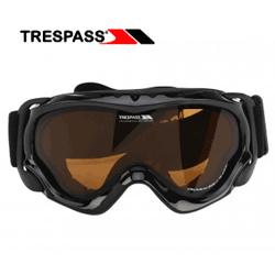 Ochelari de schi, Trespass Asir Black - ochelari de ski la preturi mici
