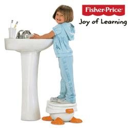 Olita copii Fisher Price 3 in 1 Ducky Fun
