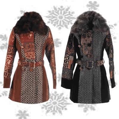 Paltoane de iarna pentru femei ce povestesc despre feminitate si eleganta