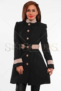 Palton Fofy Starshiners Elite Touch Black