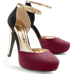 Pantofi dama High Heel Pumps extravaganti