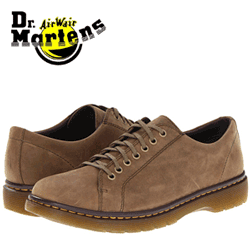 Pantofi casual din piele Dr Martens - pantofi barbatesti originali