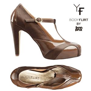 Pantofi toc inalt Pumps pentru femei de la BodyFlirt