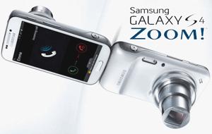 Samsung Galaxy S4 Zoom Smartphone + Camera Foto