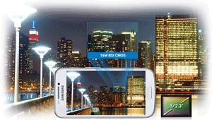 Samsung Galaxy S4 Zoom camera foto 16mb