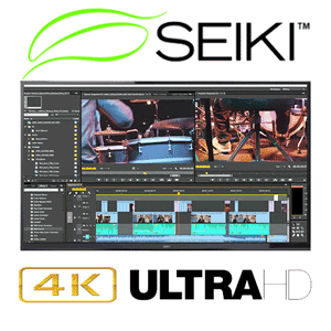 Seiki UltraHD TV Set - 4K doesn`t have to cost 5K