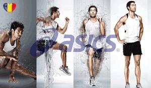 ASICS Echipament sportiv calitate japoneza