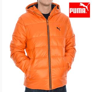 Geaca barbati Puma Frost HD portocalie
