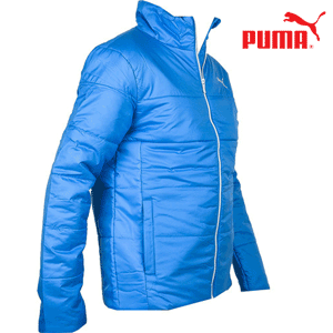Geaca de iarna sport Puma Padded Jacket Blue