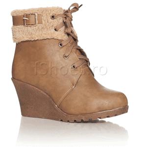 Pantofi platforma Sono cu talpa ortopedica