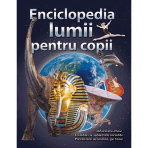 Enciclopedia lumii pentru copii – cartea