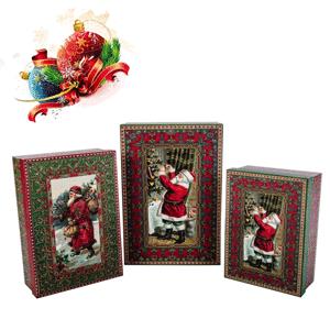 Set cutii de cadouri de Craciun