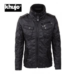 Geaca de iarna Khujo Dodge Black pentru barbati