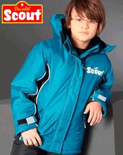 Geaca de iarna Scout pentru baieti
