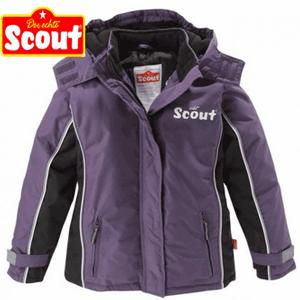 Geci si gecute de iarna Scout pentru fete si fetite (cu benzi reflectorizante)