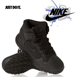 Nike Dunk High OMS o iarna sportiva