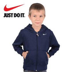 Hanorac pentru copii Nike Hoody cu fermoar