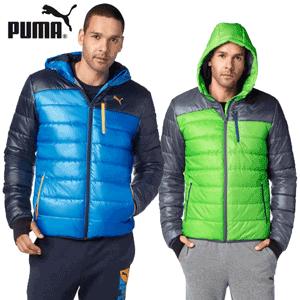 Jacheta de iarna pentru barbati Puma