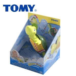 Jucarie broasca Testoasa inotatoare muzicala TOMY Aqua Fun