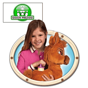 Poneiul Toffee jucarie pentru copii