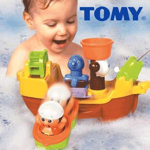 Jucarie de cada Corabia Piratilor de la TOMY