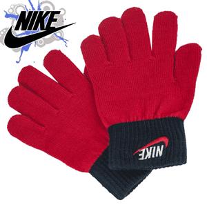 Manusi tricotate Nike Basic Knitted Gloves baieti si fetite