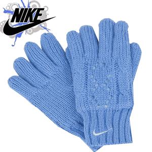 Manusi Nike captusite pentru baieti Cable Knitted