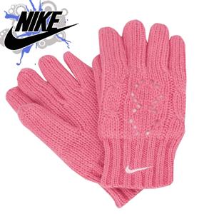 Manusi captusite Nike Cable Knitted pentru fetite