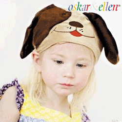 Masti pentru copii - Catelus