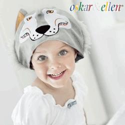 Masti pentru copii - Lupul