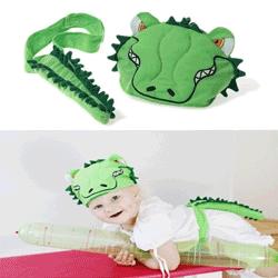 Masca crocodil pentru copii