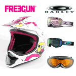 Ochelari si casti de protectie de ski pentru copii, barbati si femei Oakley si Freegun