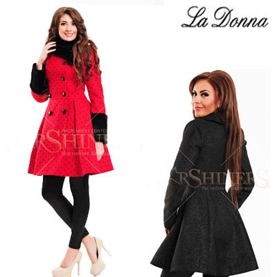 Paltoanele de dama din colectia LaDonna – eleganta si bun gust la superlativ