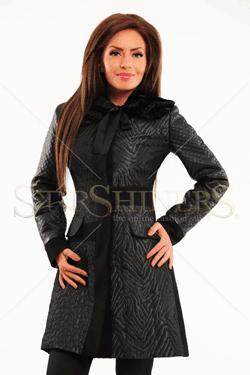 Palton LaDonna Fury Shoulders Grey