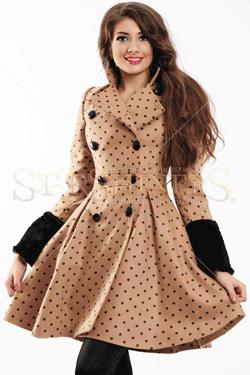 Palton LaDonna Pure Beauty Brown