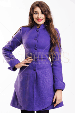 Palton dama LaDonna City Elegance