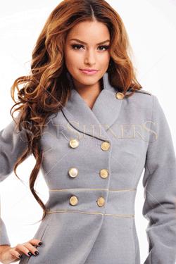 Palton LaDonna Finest Line Grey