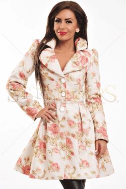 Palton dama LaDonna Harmony Natural