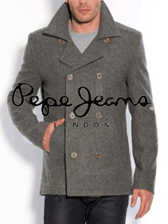 Palton scurt barbatesc Pepe Jeans