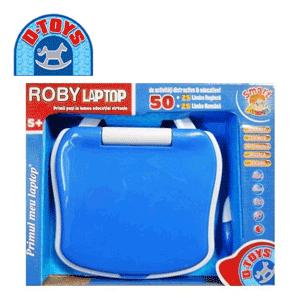 Primul meu Laptop - Jucarie D-Toys