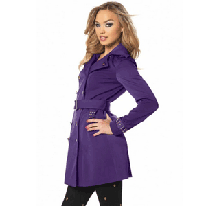 Trenchcoat Melrosee cu tinte