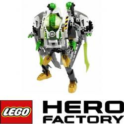 Roboti Lego Hero Figurina Jet Rocka