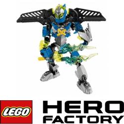 Eroii Lego - Lego Hero Robotul Surge