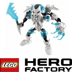Figurine Lego Hero Factory - Fiara Inghetului