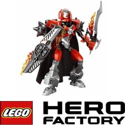Jucariile Lego Heroes Factory, figurinele cu robotii eroi  Super Heroes