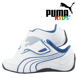 Adidasi copii Puma Drift Cat v3 piele