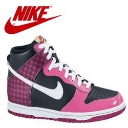 Adidasi Nike Dunk High Cadet Roz pentru fetite