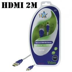 Cablu conectare tableta Micro HDMI - HDMI 2 metri