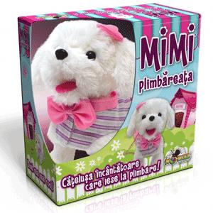 Catelusa Mimi Plimbareata - Puffy Pets la Noriel